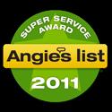 TLC House & Pet Sitting Service, LLC  Earns Angie's List Super Service Award Award