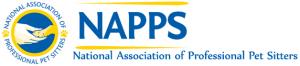 TLC Pet Sitter is a proud NAPPS (National Association of Professional Pet Sitters) Affiliate