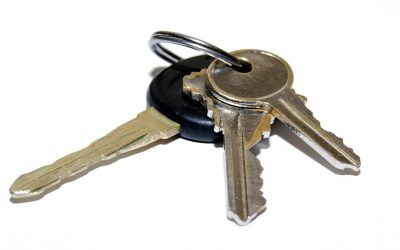 What do our sitters do with their clients' keys?